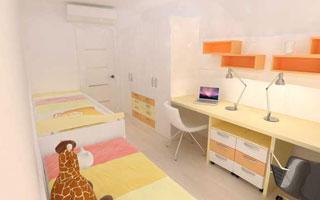 Mladinske in otroške sobe