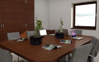 Oprema poslovnih prostorov
